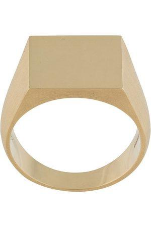 SHIHARA 18kt yellow ring