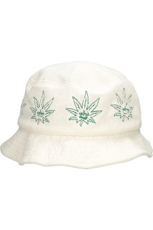 Huf Green Buddy Terry Cloth Bucket Hat