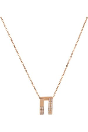 Repossi Halskette Antifer aus Roségold mit Diamanten