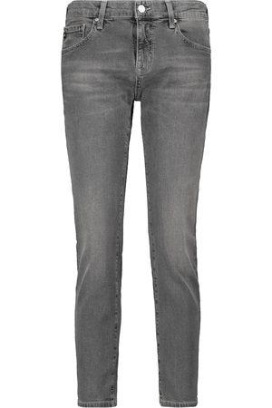 AG Jeans Mid-Rise Jeans Ex-Boyfriend