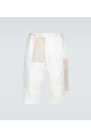 JUNYA WATANABE Shorts aus einem Baumwollgemisch
