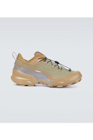 and wander X Salomon Sneakers CROSSHIKE CSWP