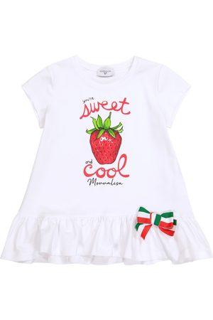 MONNALISA T-Shirt aus Baumwoll-Jersey