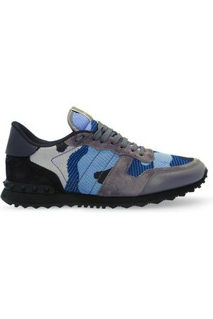 VALENTINO Garavani - CamouflageSneakers Rockrunner