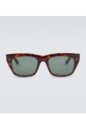 Céline Sonnenbrillen - Eckige Sonnenbrille aus Acetat