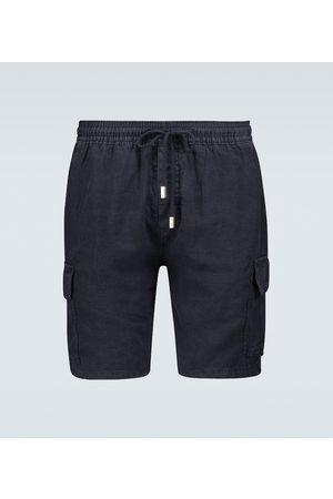Vilebrequin Shorts aus Leinen