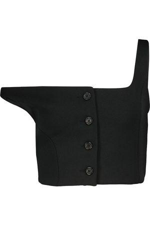 COPERNI Damen Oberbekleidung - Asymmetrisches Cropped-Top