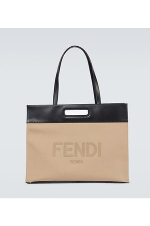 Fendi Shopper - Tote Bag aus Canvas