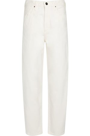 Goldsign Damen Straight - High-Rise Straight Jeans The Curve