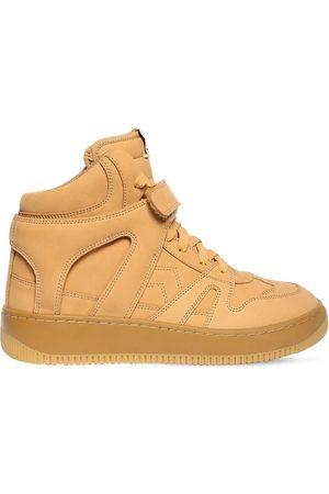 "Isabel Marant 30mm Hohe Ledersneakers ""h9"""