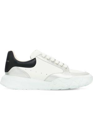 ALEXANDER MCQUEEN Ledersneakers
