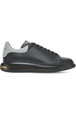 """Alexander McQueen 45mm Hohe Ledersneakers """"air"""""""