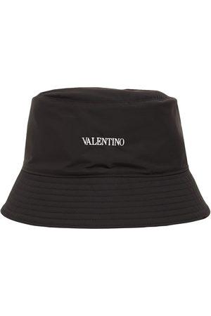 VALENTINO GARAVANI Wendbarer Hut Aus Nylon