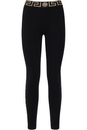 VERSACE Stretch-jerseyleggings