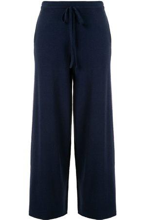 Onefifteen Damen Weite Hosen - Weite Hose mit seitlichen Steifen