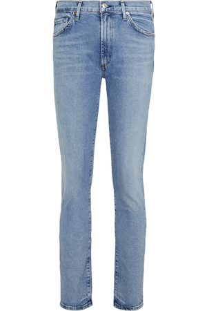 Citizens of Humanity Mid-Rise Slim Jeans