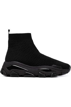 Kurt Geiger Lettie knit sock sneakers