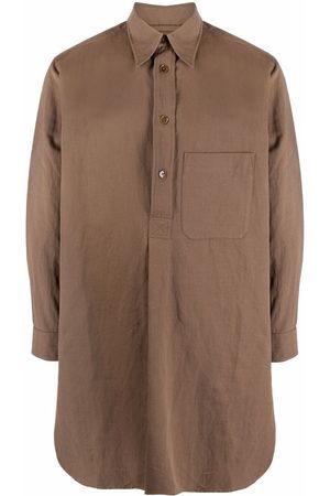 LEMAIRE Damen Shirts - Longline pullover shirt