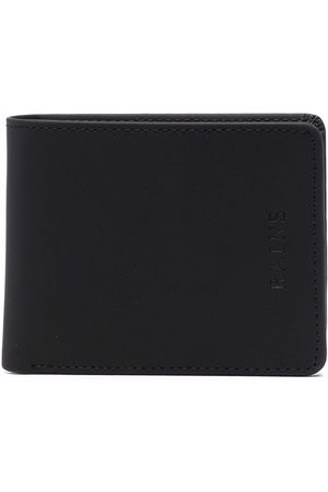 Rains Debossed-logo wallet