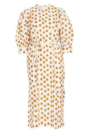 Baum und Pferdgarten Damen Bedruckte Kleider - Kleid Alya