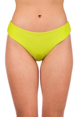 Volcom Damen Bikinis - Simply Rib Cheeky Bikini Bottom