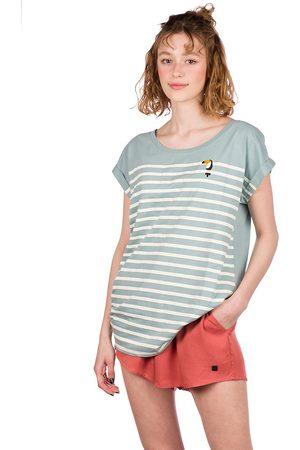 Iriedaily Damen Shirts - Tucan Stripe T-Shirt