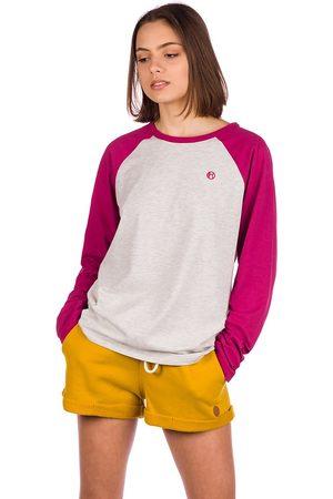 Kazane Damen Longsleeves - Wilma Long Sleeve T-Shirt