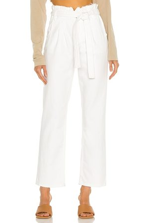 Hudson Damen Remi High Rise Paperbag Straight in . Size 24, 25, 26, 27, 28, 29, 30.
