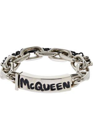 """Alexander McQueen Armband """"mcqueen Graffiti"""""""