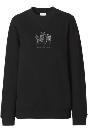 """Burberry Bedrucktes Jersey-sweatshirt """"berkley"""""""
