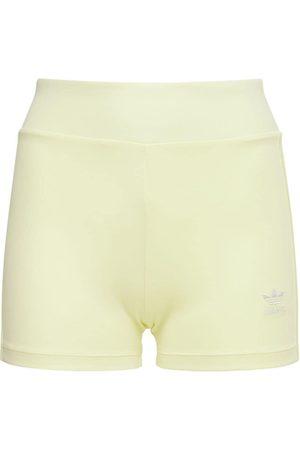 adidas Damen Shorts - Booty-shorts