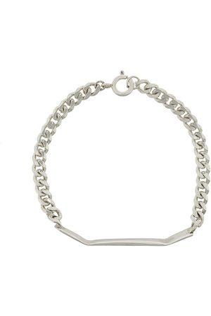 NIZA HUANG Herren Armbänder - Armband aus Sterlingsilber - Metallisch