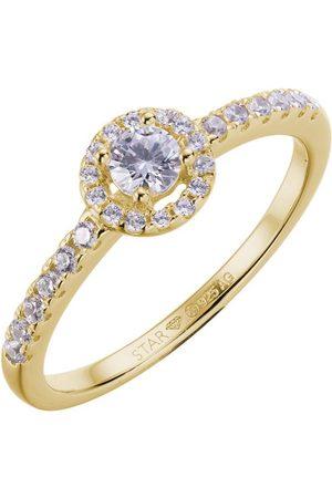 Stardiamant Ringe - Ring - 54