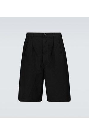 Comme des Garçons Shorts aus einem Baumwollgemisch