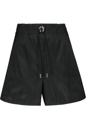 Alexander McQueen High-Rise Shorts