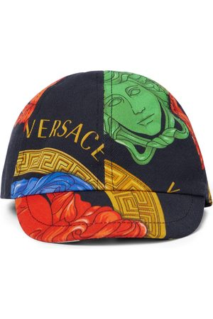 VERSACE Baseballcap Medusa aus Baumwolle