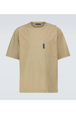 Comme des Garçons T-Shirt aus Tech-Material