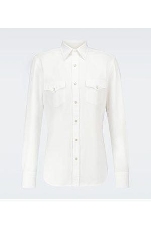 Tom Ford Hemd aus Baumwolle