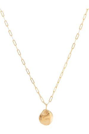 Alighieri Vergoldete Halskette Minerva