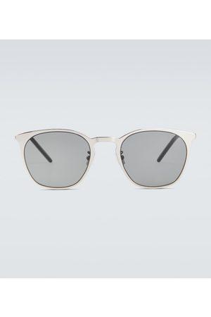 Saint Laurent Sonnenbrille aus Metall