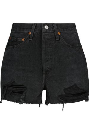 RE/DONE Jeansshorts 50s Cutoff