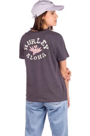 Hurley Damen Shirts - Wailer Washed Gf Crew T-Shirt