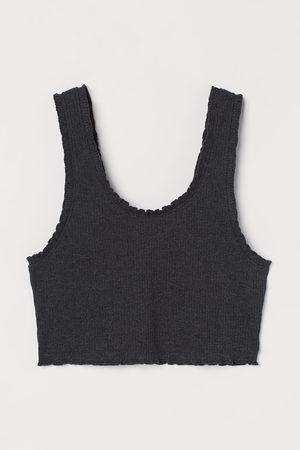 H&M Damen Schlafanzüge - Cropped Top