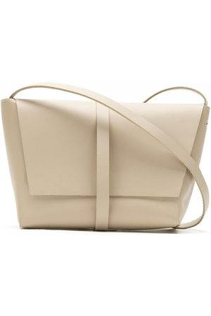 Gloria Coelho Damen Handtaschen - Handtasche aus Leder - Nude