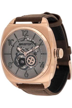 Briston Herren Uhren - Streamliner Skeleton' Armbanduhr, 40mm