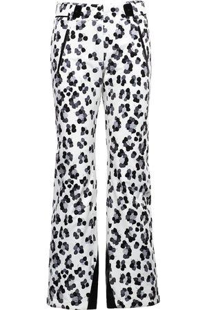 Aztech Mountain Team Aztech leopard-print pants