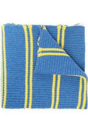 Marni Herren Schals - Grob gestrickter Schal im Mustermix