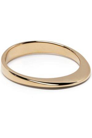 Kinraden Damen Ringe - 18kt yellow Flare ring