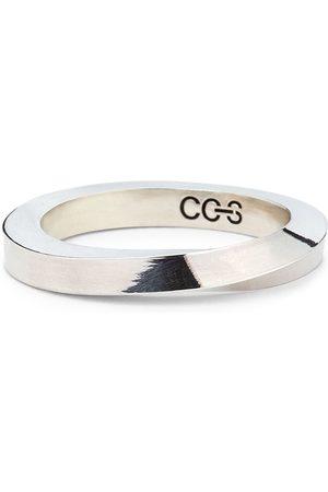 CC Steding Herren Ringe - Square wire twisted ring