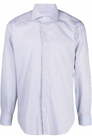 BARBA Langärmeliges Hemd